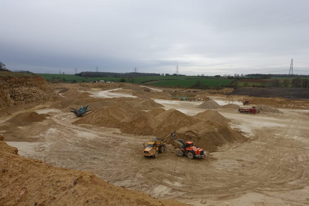 Creeton Quarry Jqgroup