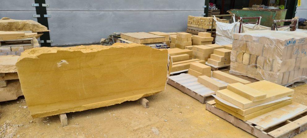 Gold Block Guiting Limestone JQ Group