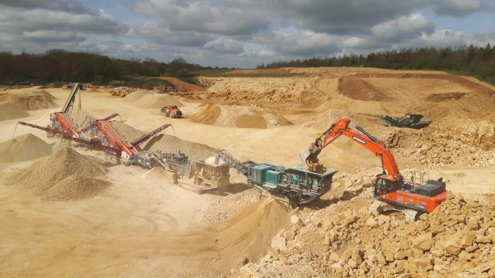 Oathill Quarry Home