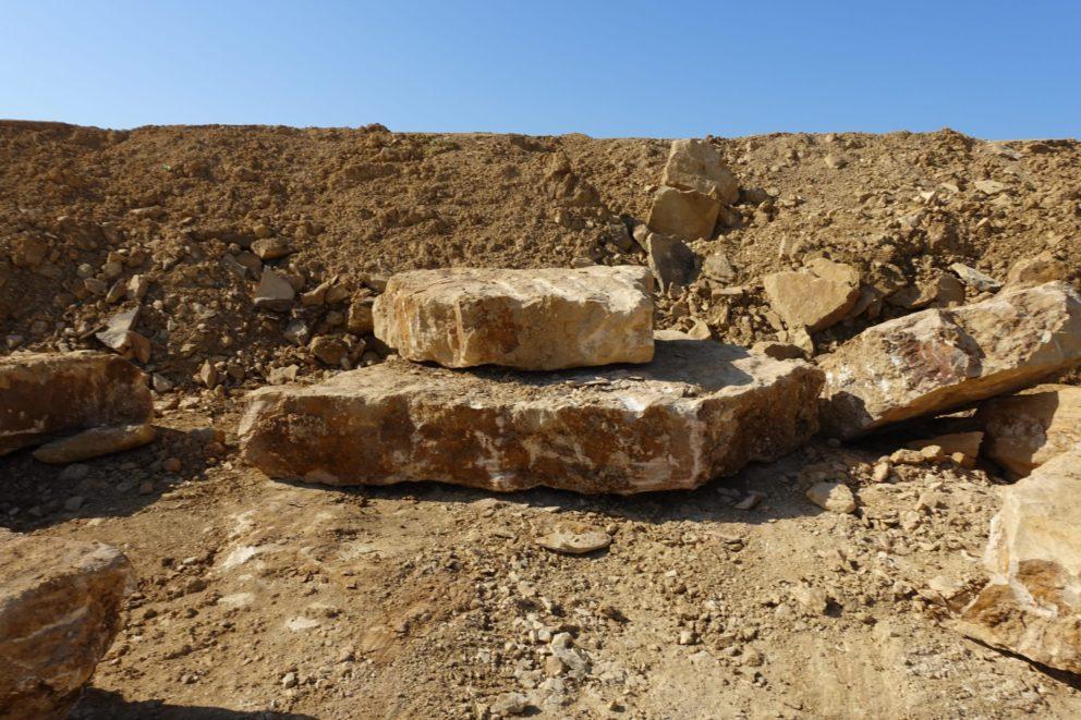 Limestone Block JQ